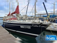 Laurent Giles & Partners Pinifarina AZ 42 Ketch