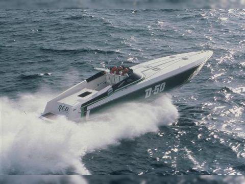 Derecktor Gunnell Custom Express Cruiser