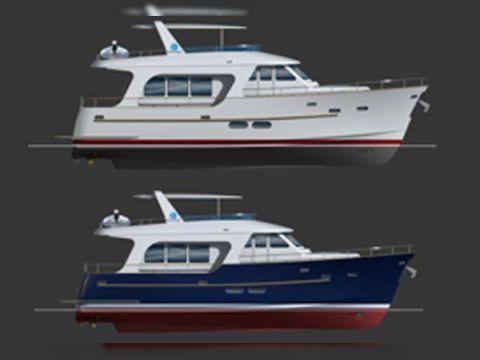 Explorer Motor Yachts 55