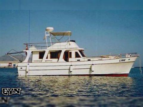 Gemar 42 Trawler Sedan