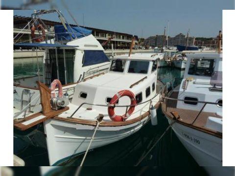 Astilleros Tiburon 36