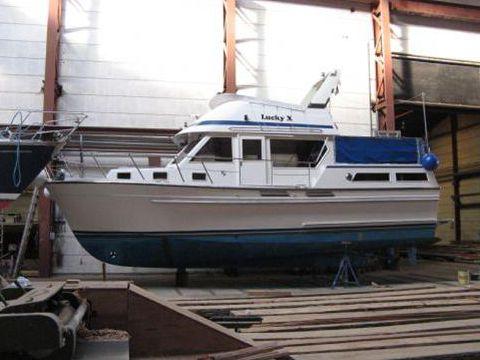 AMS Marine Trawler 360 Flushdeck
