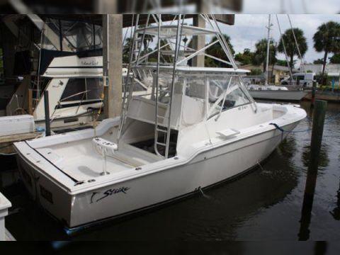 Strike Yachts 37