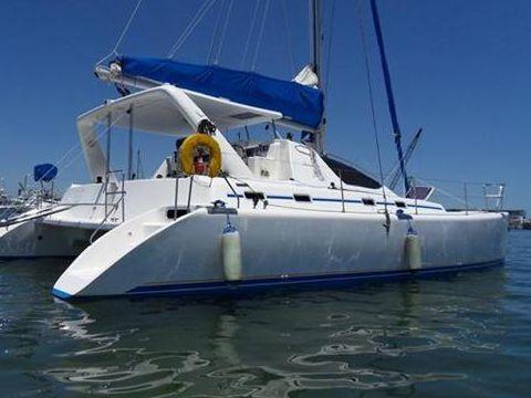 Admiral Yachts Admiral 38