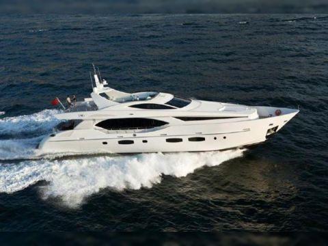 IAG YACHTS ELECTRA 100 Motor Yacht