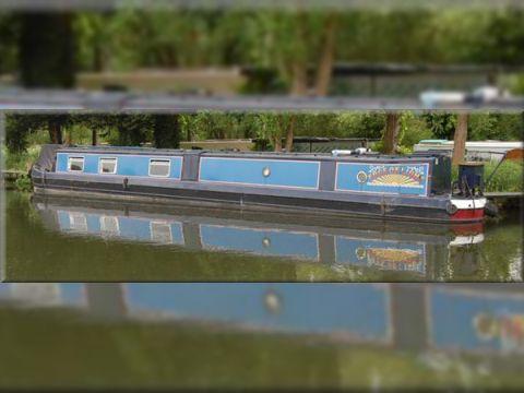 Liverpool Boats Traditional Stern Narrowboat