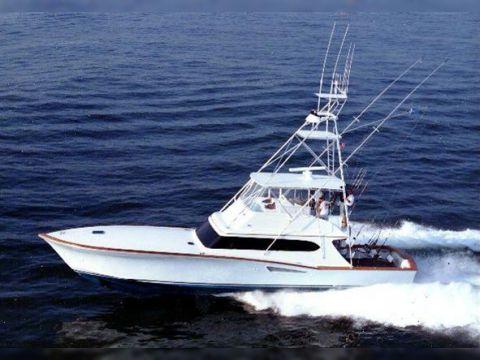 Carolina Custom Boatworks Fisherman