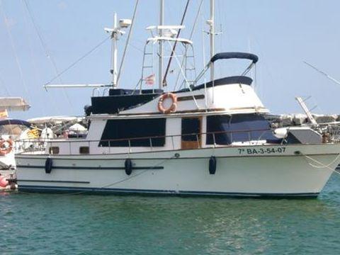 Chung Hwa Boats Trawler 42