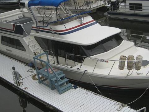 Bluewater Yachts 52