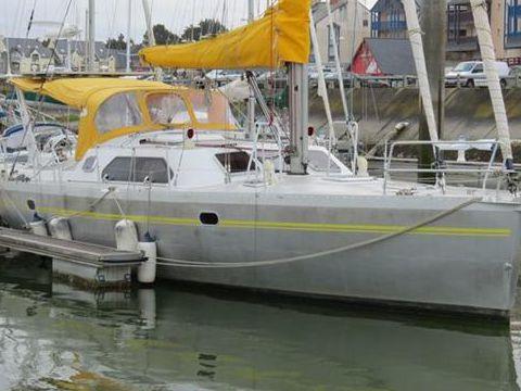 Dujardin marine atlantis 400 3 for sale daily boats for Dujardin yachts