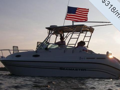 Sea Master 288