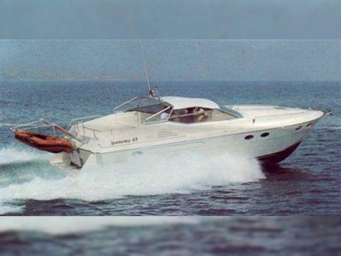 Cantieri Navali del Golfo Ipanema 45