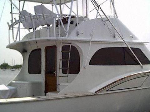 Cape Fear The Stugots Supranos Boat