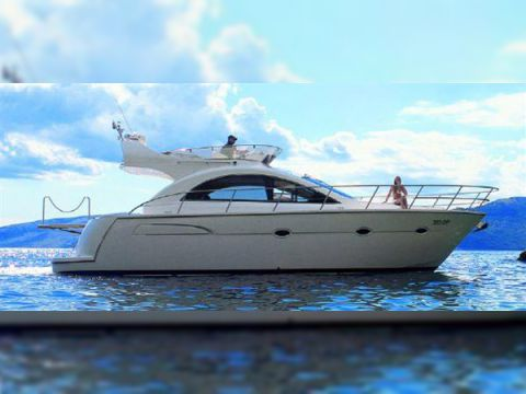 Pearlsea Yachts 40 Fly