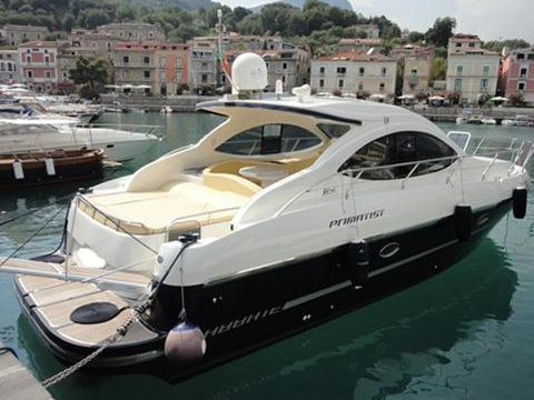 Pearlsea Yachts 54 Coupe