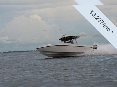 Hann Powerboats 50 Center Console