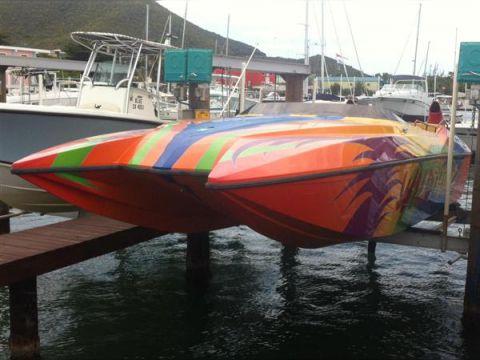 Sea Rocket Catamaran