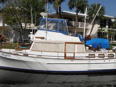 Bristol Yachts Trawler