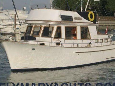 Chung Hwa Boats Trawler 34