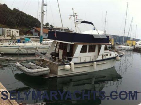 Chung Hwa Boats Trawler 125