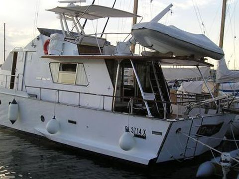 Cantiere Navale Di Lavagna Admiral 700