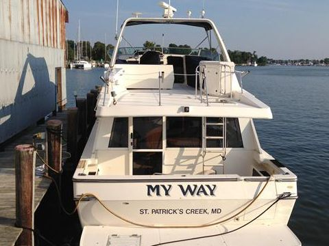 Bayliner 4788 Pilothouse Motor Yacht For Sale Daily Boats Buy Review Price Photos Details