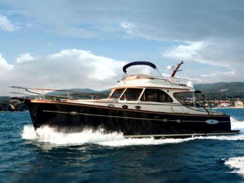 Cantiere Navali Abati Yachts Easport 58