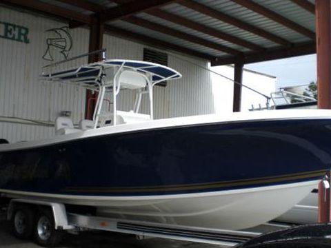 Salt Shaker Center console,Offshore fishing boat,
