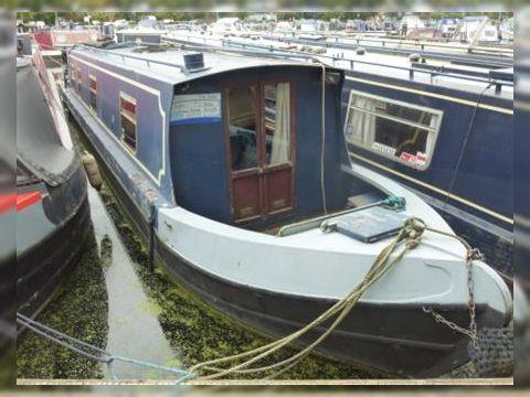 Liverpool Boats Narrow Boat