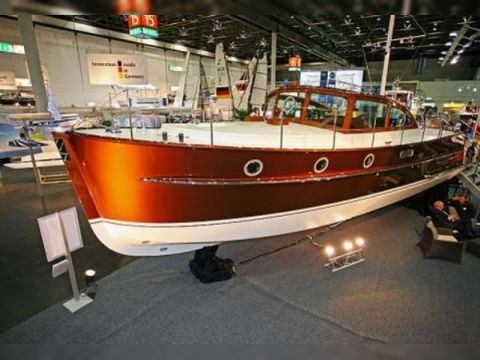 Serious Yachts 36