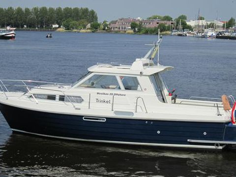 Westbas 29 Offshore