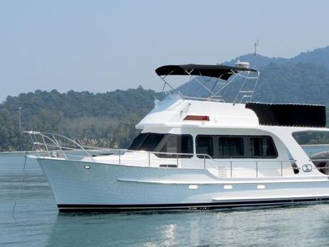 Integrity Yachts 360 Fly