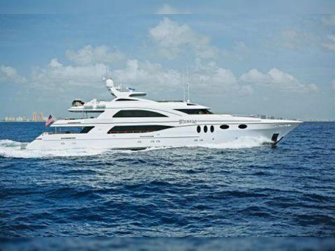 Trinity Yachts 49M Aluminum Tri-Deck