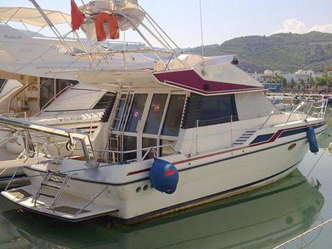 Motor Yacht Flybridge