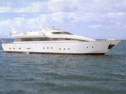 Steel Motoryacht 30m