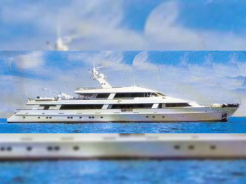 Lurssen Luxury Yacht