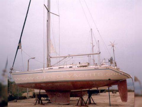 Jeanneau Prestige 36