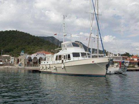 Mengi Yay 17 meters Trawler
