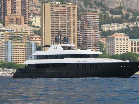 Concept Yachts 43 M Steel Motoryacht