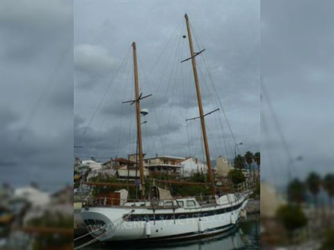Chung Hwa Present Sundeck Motor Yacht/Trawler