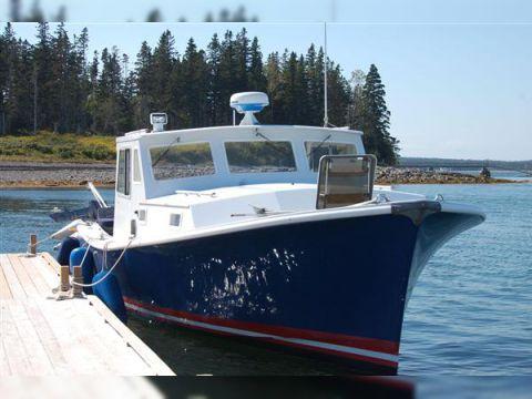 Eastern Casco Bay Lobster Yacht