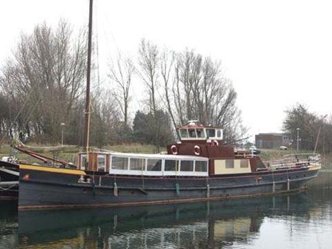 Passenger vessel SI 75 pax Classic ship