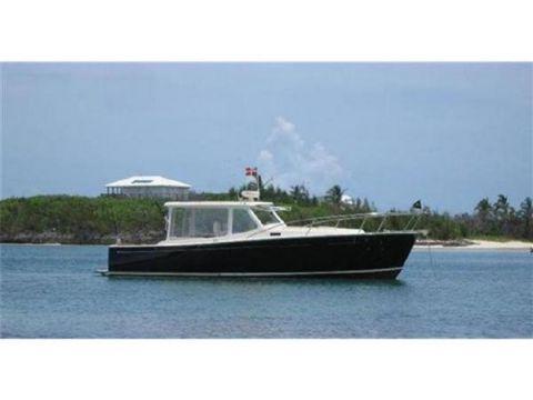 Mjm Yachts 34Z Downeast
