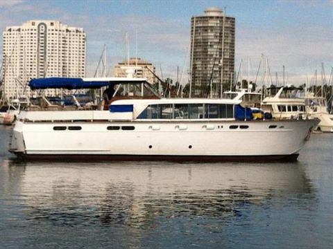 Chris Craft  Constellation Review