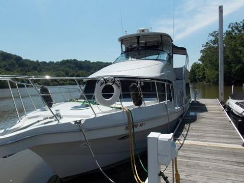 Bluewater Yachts 51