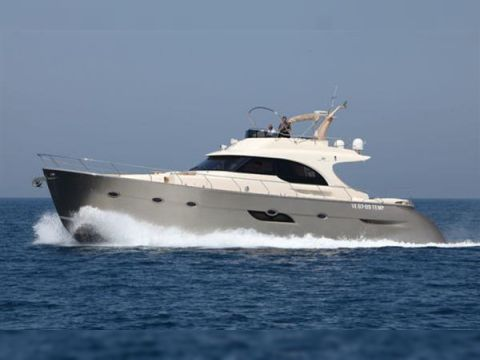 Cantiere Navali Abati Yachts Freeport 64