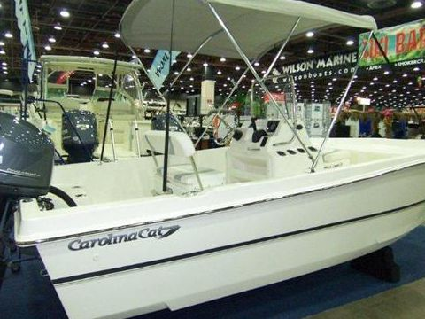 Carolina Cat 18 Center Console