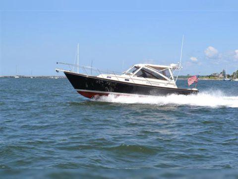 Little Harbor Whisperjet 34