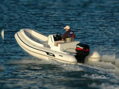 AB Inflatables Nautilus 13 DLX Rib