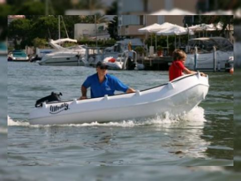 Whaly Boats 270